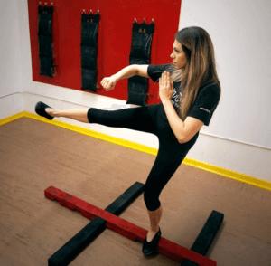 kungfu pro ženy