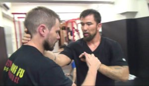 Sifu Chris Collins and Brett Slansky Guo Sau